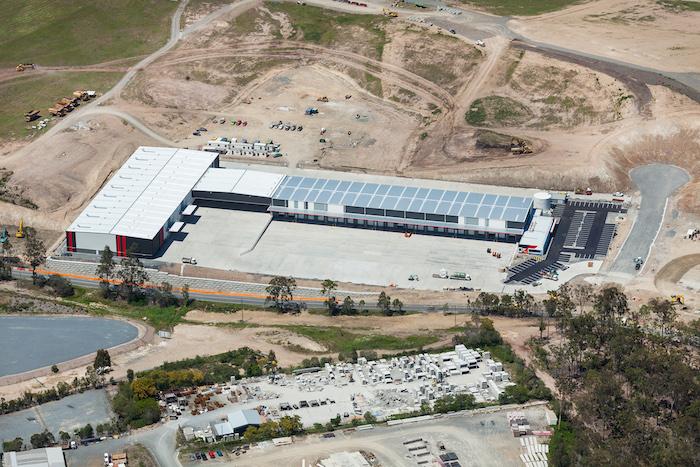 Empire Industrial Estate November 2015