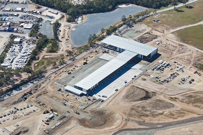 Empire Industrial Estate September 2015
