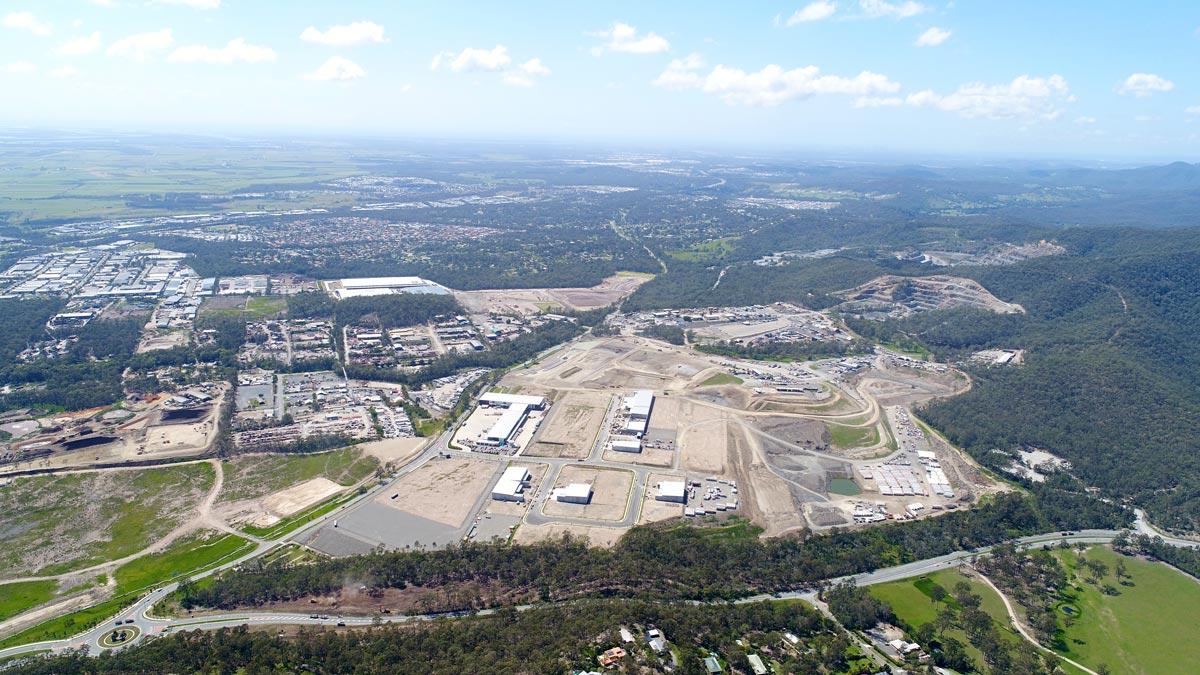 Empire Industrial Estate November 2017