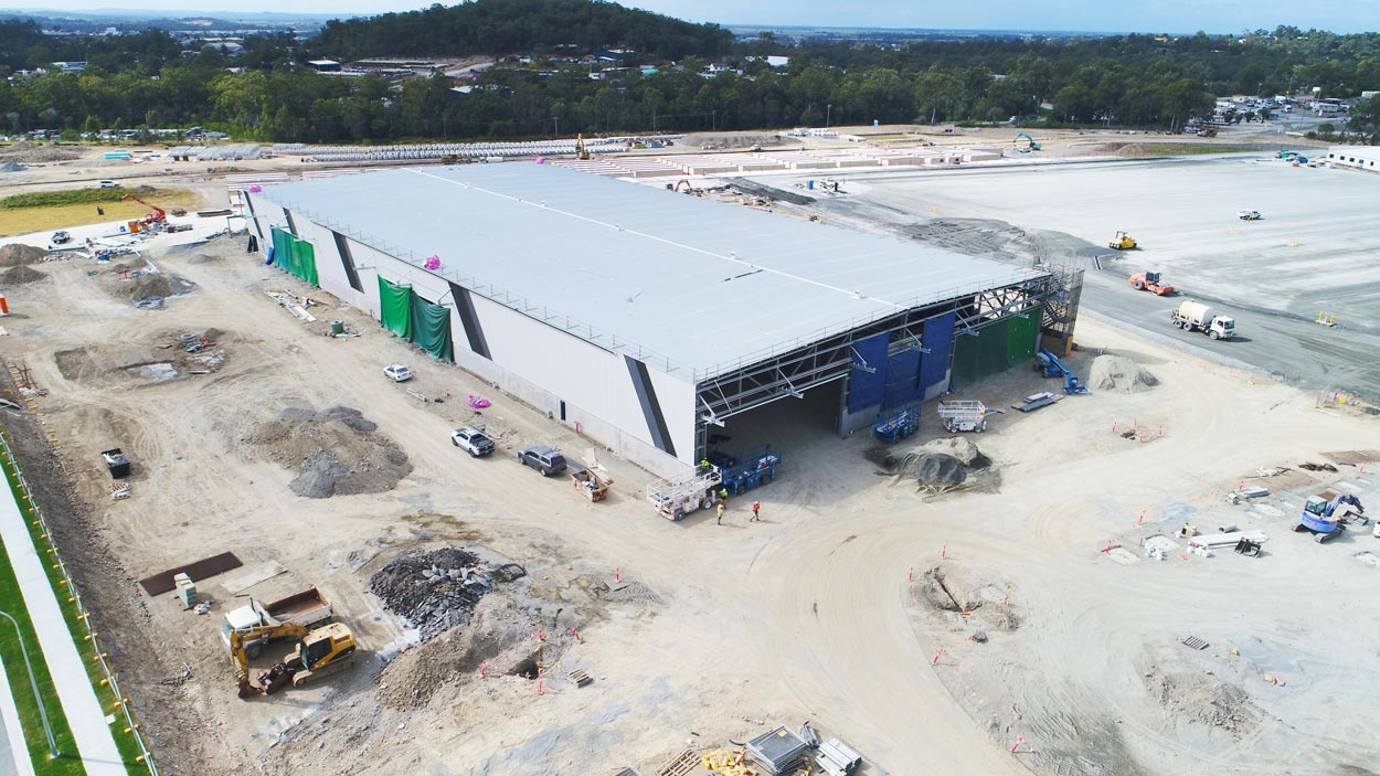 ACTO Australia Construction May 2018