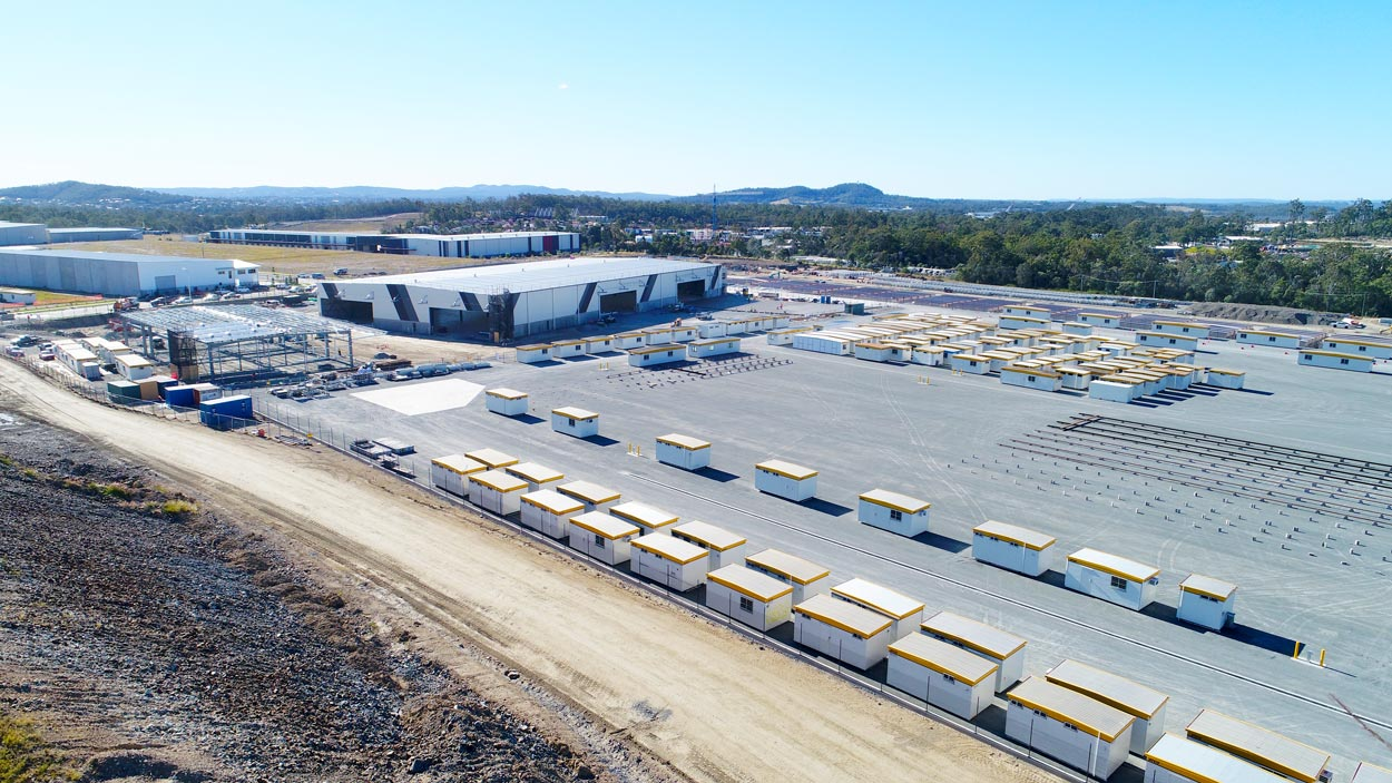 ACTO Australia Construction Mid June 2018