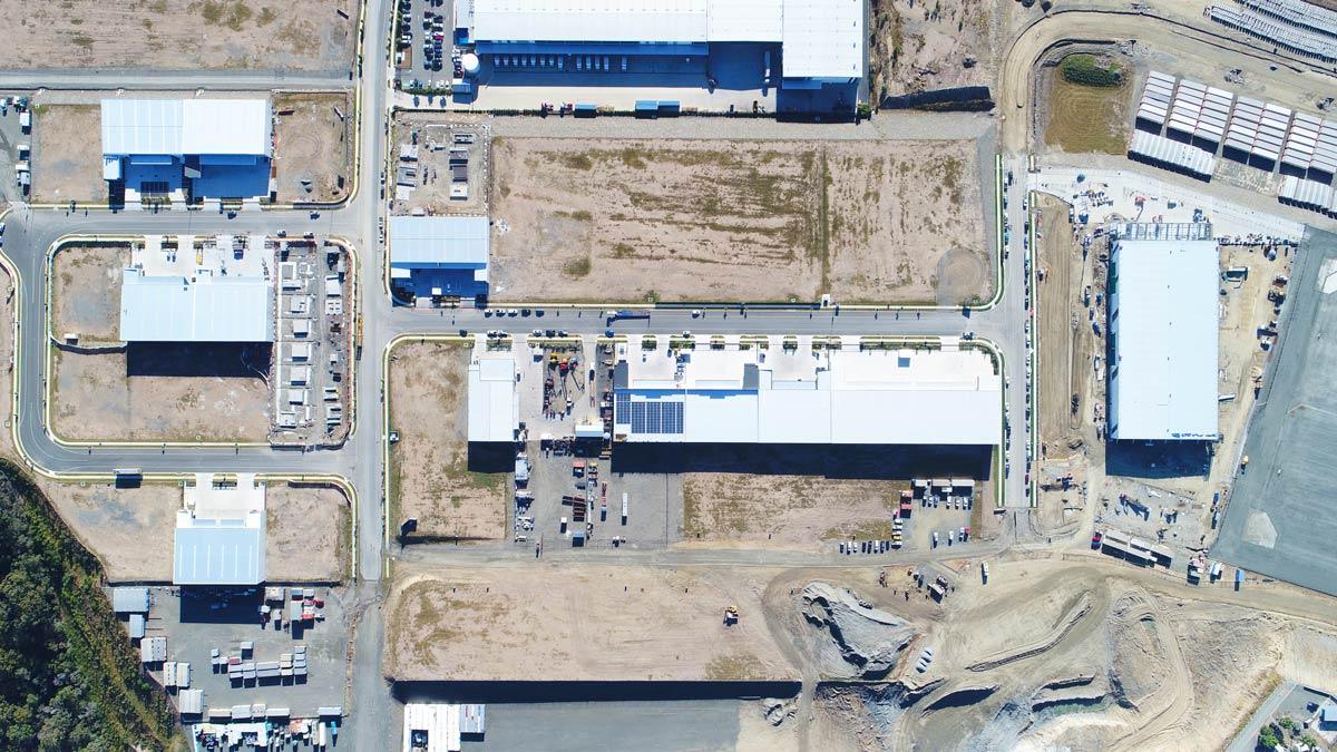 Empire Industrial Estate - Stage 5 June 2018