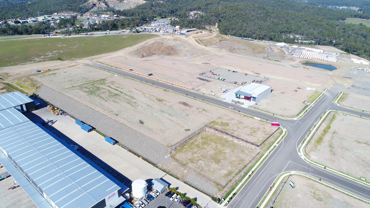 Empire Industrial Estate June 2017