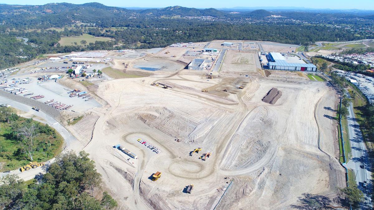 Empire Industrial Estate Stage 6 September 2017