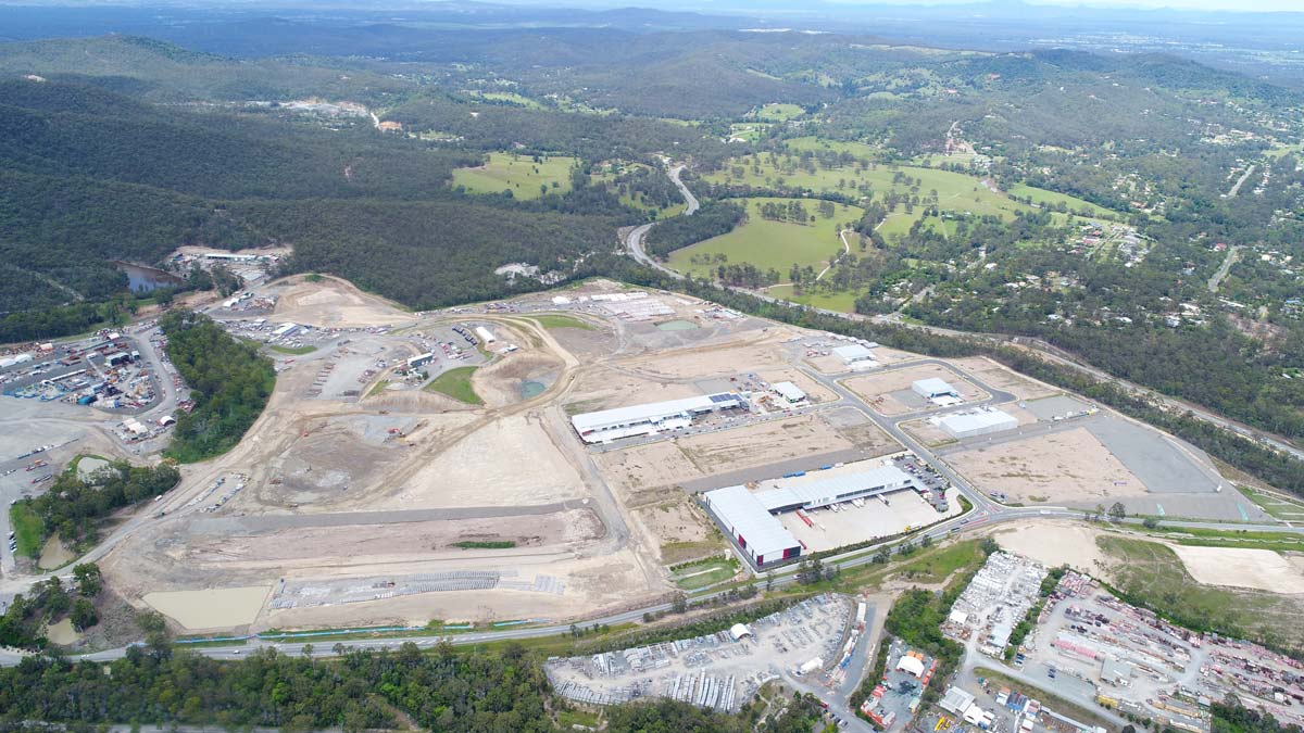 Empire Industrial Estate December 2017