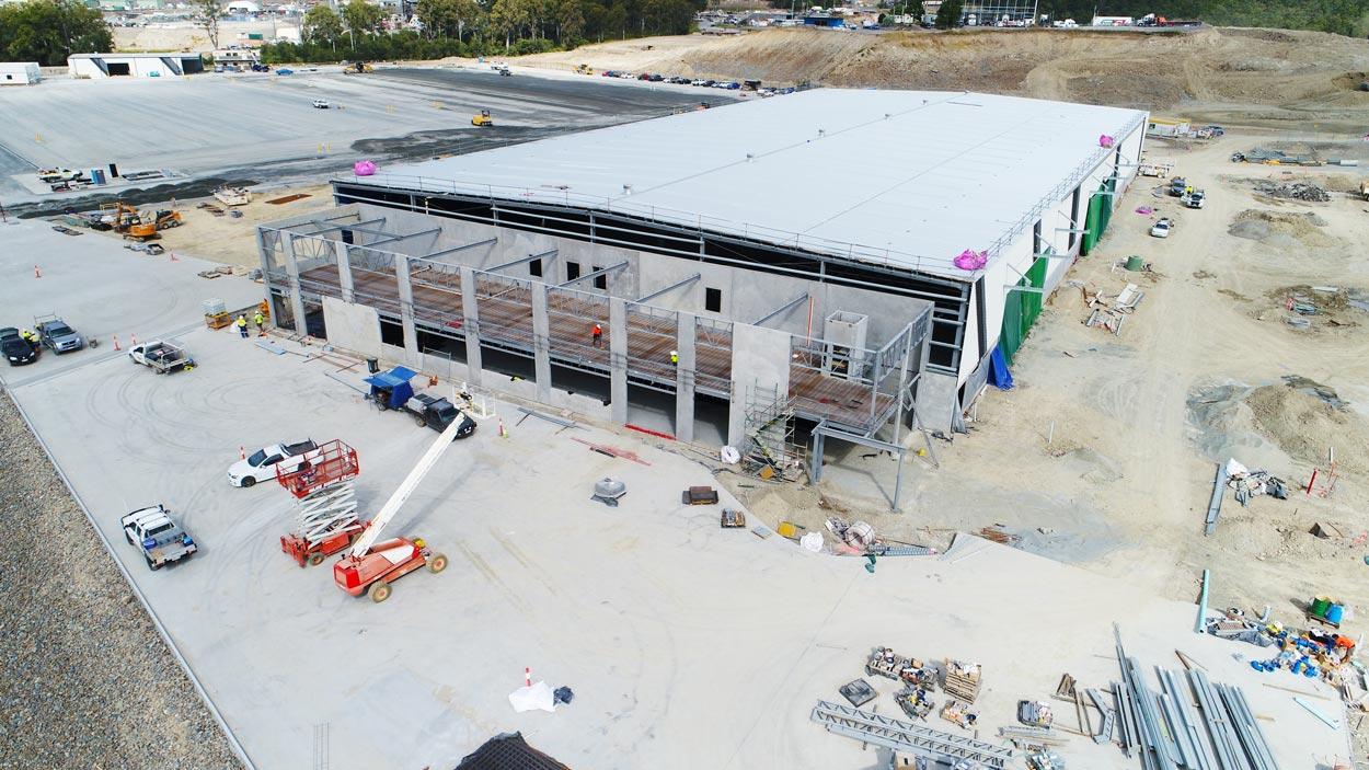 ACTO Australia Construction May 2018