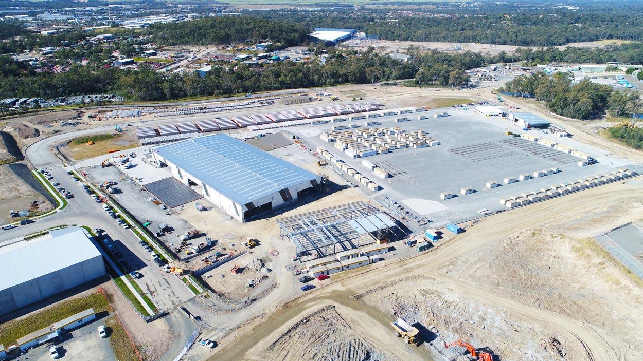 ACTO Australia Construction Mid June 2018