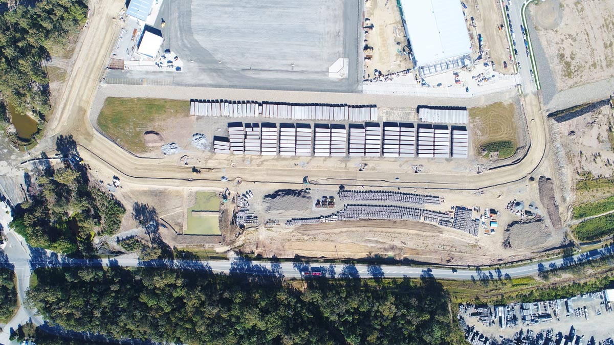 Empire Industrial Estate - Stage 6 June 2018