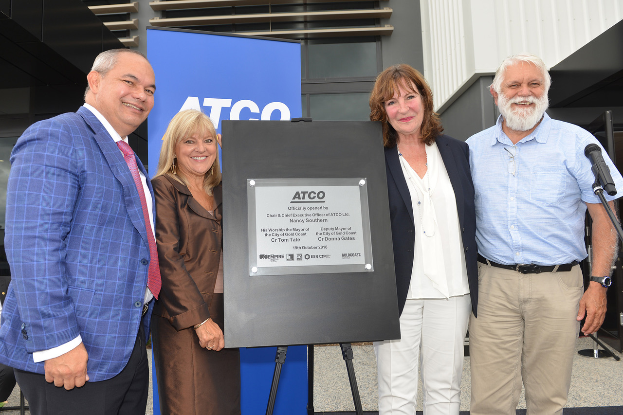 ATCO Australia Launch